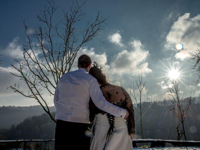 Il matrimonio di Elsa e Luca a Desio, Monza e Brianza 72