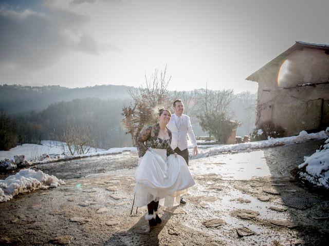 Il matrimonio di Elsa e Luca a Desio, Monza e Brianza 79
