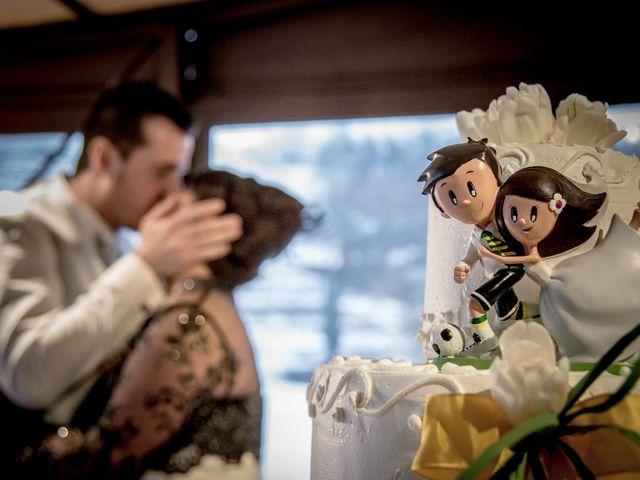 Il matrimonio di Elsa e Luca a Desio, Monza e Brianza 87