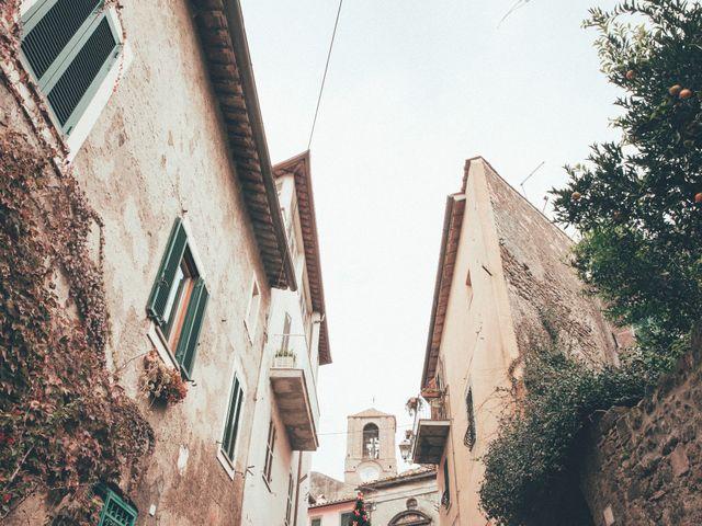 Il matrimonio di Federico e Valeria a Anguillara Sabazia, Roma 8