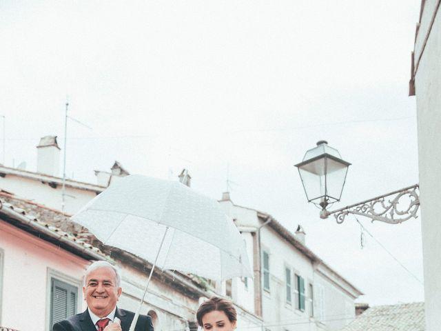 Il matrimonio di Federico e Valeria a Anguillara Sabazia, Roma 11