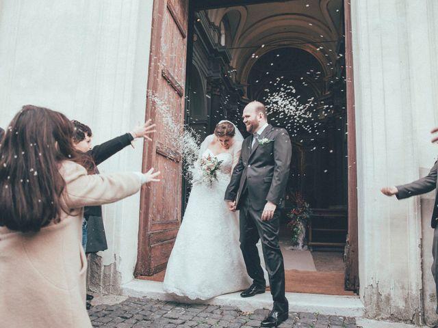 Il matrimonio di Federico e Valeria a Anguillara Sabazia, Roma 16