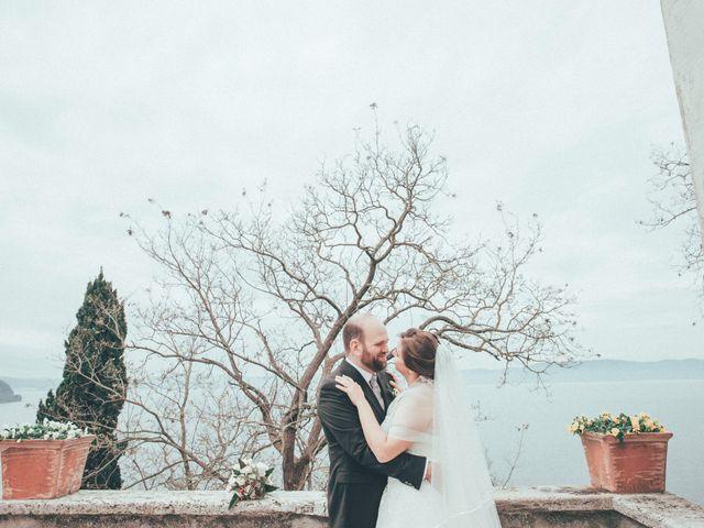 Il matrimonio di Federico e Valeria a Anguillara Sabazia, Roma 18