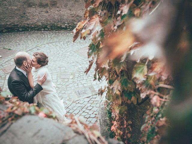 Il matrimonio di Federico e Valeria a Anguillara Sabazia, Roma 23
