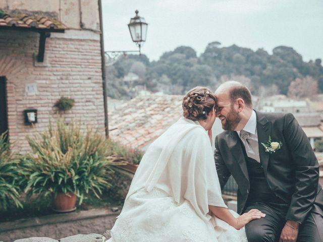 Il matrimonio di Federico e Valeria a Anguillara Sabazia, Roma 24
