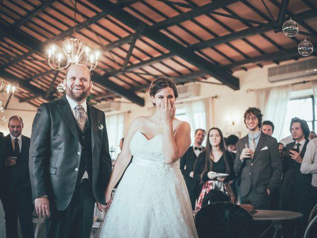 Il matrimonio di Federico e Valeria a Anguillara Sabazia, Roma 30