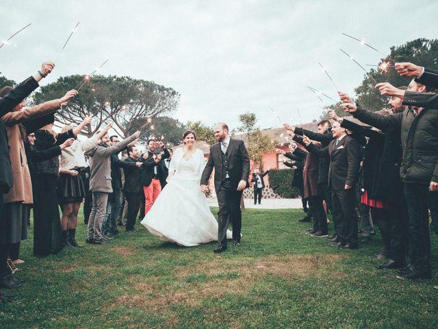 Il matrimonio di Federico e Valeria a Anguillara Sabazia, Roma 35