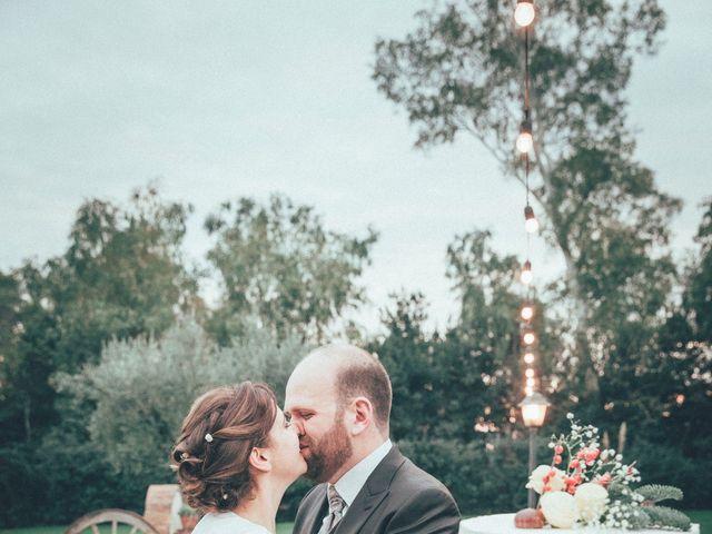 Il matrimonio di Federico e Valeria a Anguillara Sabazia, Roma 36