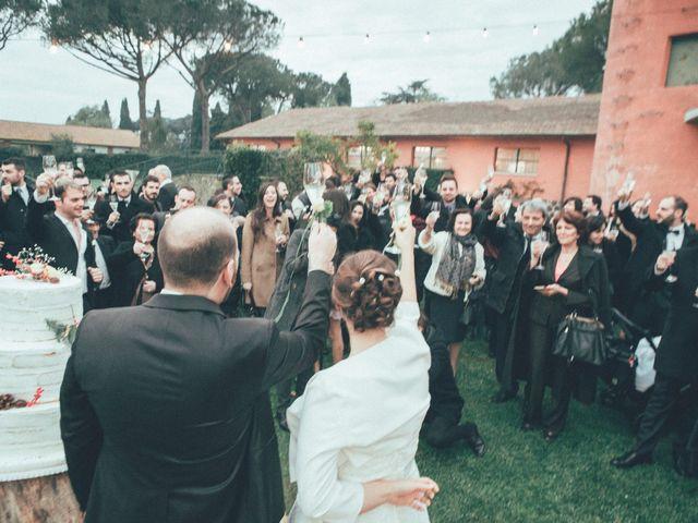 Il matrimonio di Federico e Valeria a Anguillara Sabazia, Roma 37