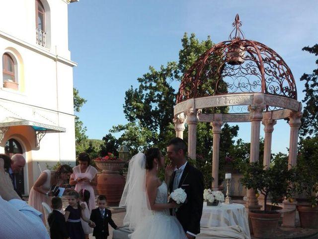 Il matrimonio di Emiliano  e Raissa a Fauglia, Pisa 9