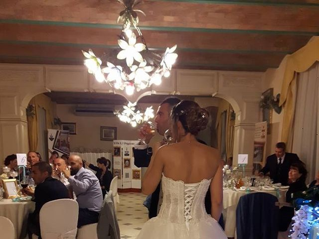 Il matrimonio di Emiliano  e Raissa a Fauglia, Pisa 12