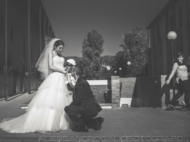 Il matrimonio di Emiliano  e Raissa a Fauglia, Pisa 1