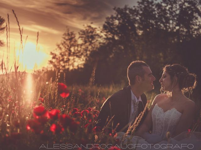 Il matrimonio di Emiliano  e Raissa a Fauglia, Pisa 19