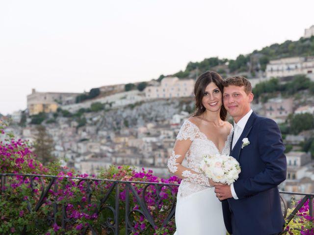 le nozze di Adriana e Giuseppe