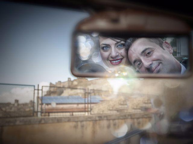 Il matrimonio di Enzo e Livia a Vicari, Palermo 2