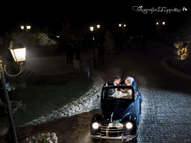 Il matrimonio di Enzo e Livia a Vicari, Palermo 11