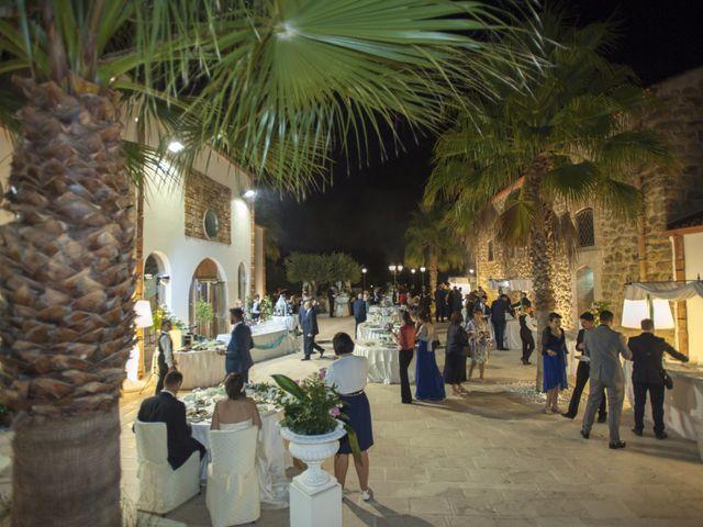 Il matrimonio di Enzo e Livia a Vicari, Palermo 16