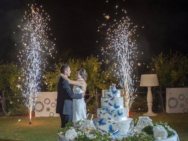 Il matrimonio di Enzo e Livia a Vicari, Palermo 25