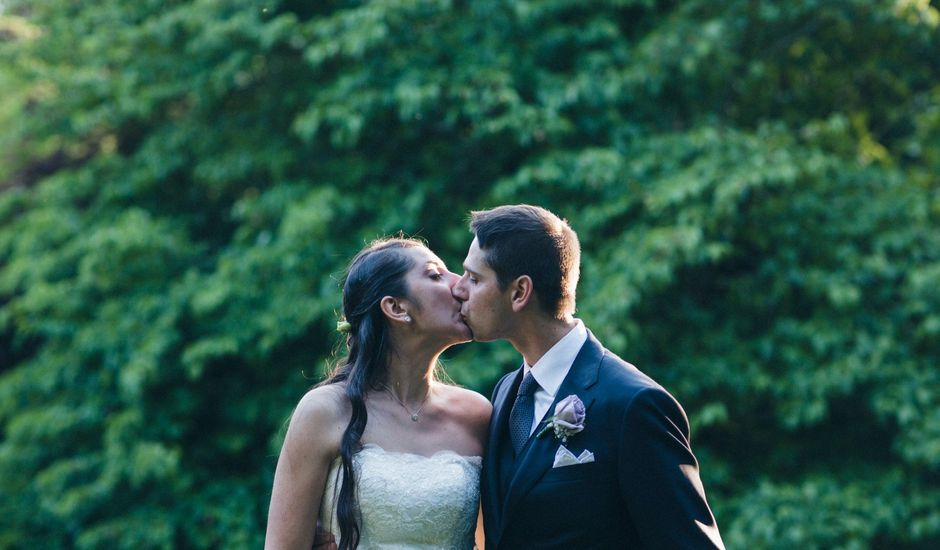 Il matrimonio di Andrea e Francesca a Lesa, Novara