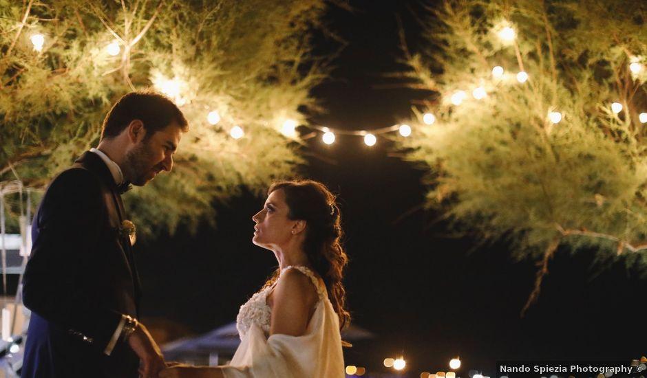 Il matrimonio di Luigi e Nunzia a Bacoli, Napoli