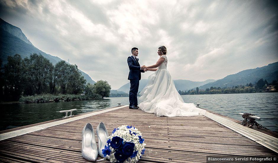 Il matrimonio di Michele e Elena a Romano di Lombardia, Bergamo