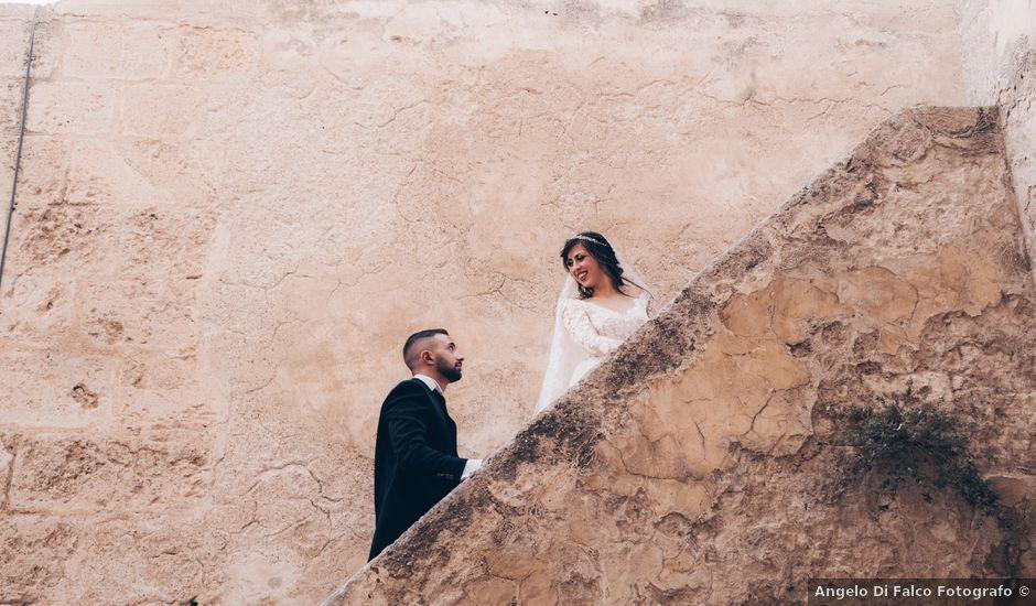 Il matrimonio di Fabio e Elena a Licata, Agrigento