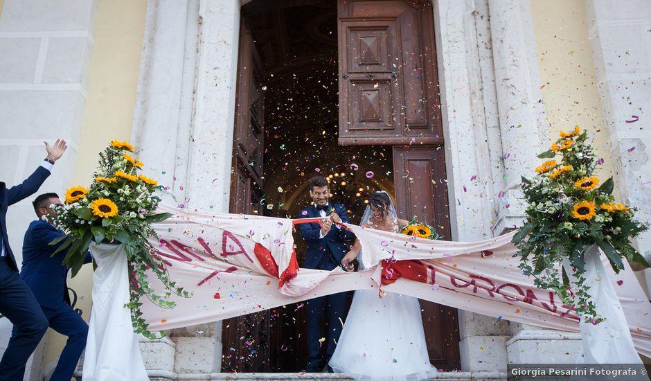 Il matrimonio di Lorenzo e Anna a Levico Terme, Trento