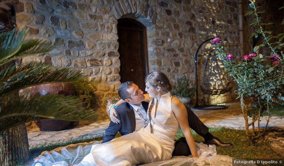 Il matrimonio di Enzo e Livia a Vicari, Palermo