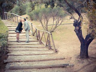 le nozze di Gabriella e Pietro 1