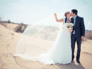 Le nozze di Gabriella e Pietro