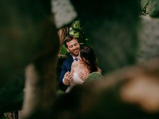 Le nozze di Anita e Emilio