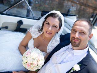 Le nozze di Romina e Giuseppe