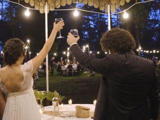 Le nozze di Paola e Samuele
