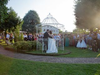Le nozze di Michela e Damiano