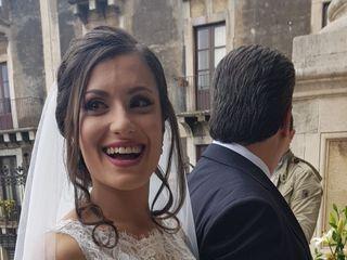 Le nozze di Chiara e Valentino 1