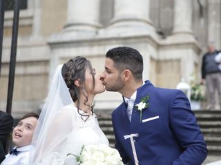 Le nozze di Chiara e Valentino