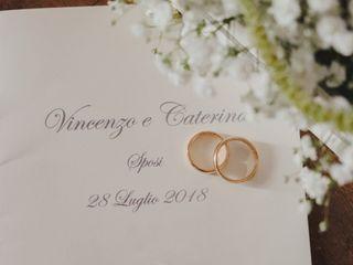 Le nozze di Katia e Vincenzo 1