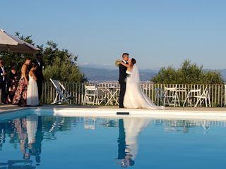 Le nozze di Tommaso e Giulia
