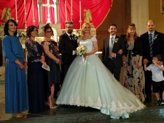 Le nozze di Erica e Enrico