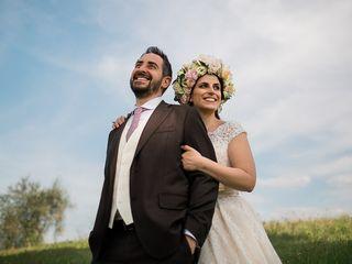 Le nozze di Massimo e Virginia