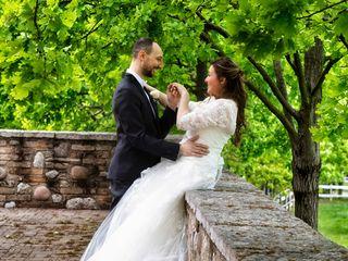 Le nozze di Francesca e Michele