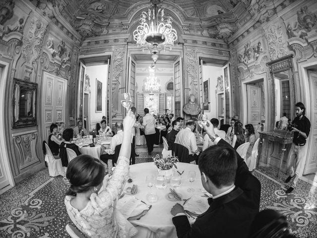 Il matrimonio di Albert e Enrica a Santa Margherita Ligure, Genova 9