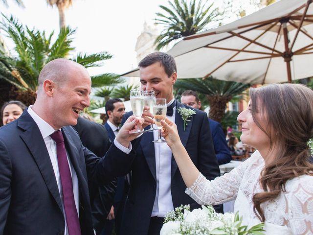 Il matrimonio di Albert e Enrica a Santa Margherita Ligure, Genova 13