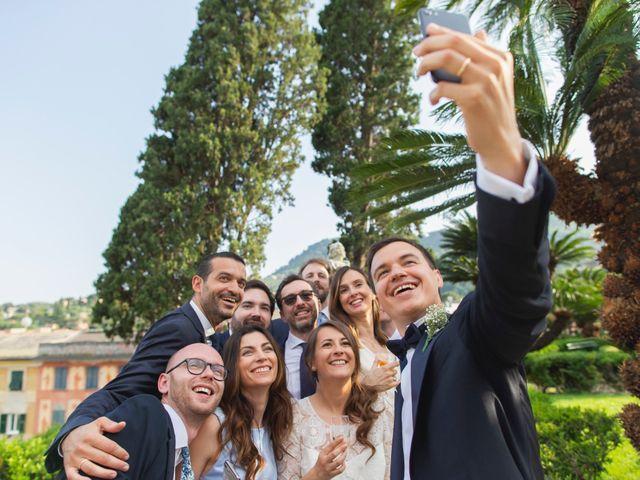 Il matrimonio di Albert e Enrica a Santa Margherita Ligure, Genova 14