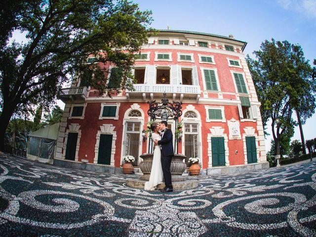 Il matrimonio di Albert e Enrica a Santa Margherita Ligure, Genova 24