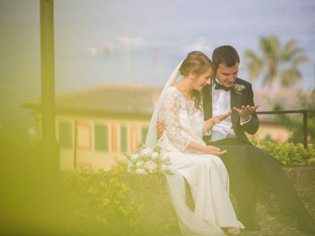 Il matrimonio di Albert e Enrica a Santa Margherita Ligure, Genova 26