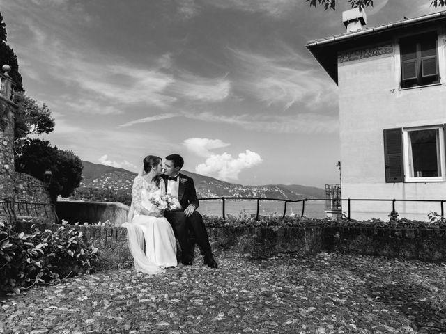 Il matrimonio di Albert e Enrica a Santa Margherita Ligure, Genova 27