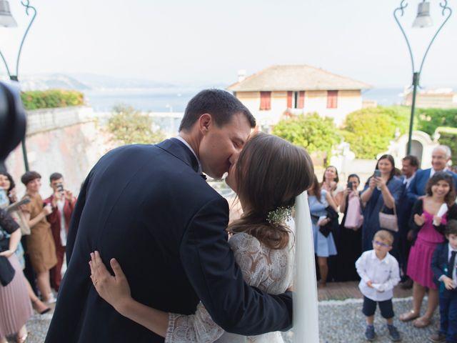 Il matrimonio di Albert e Enrica a Santa Margherita Ligure, Genova 29