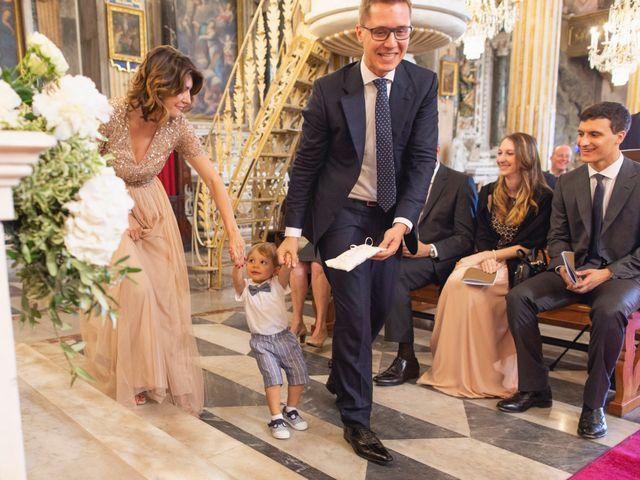 Il matrimonio di Albert e Enrica a Santa Margherita Ligure, Genova 37