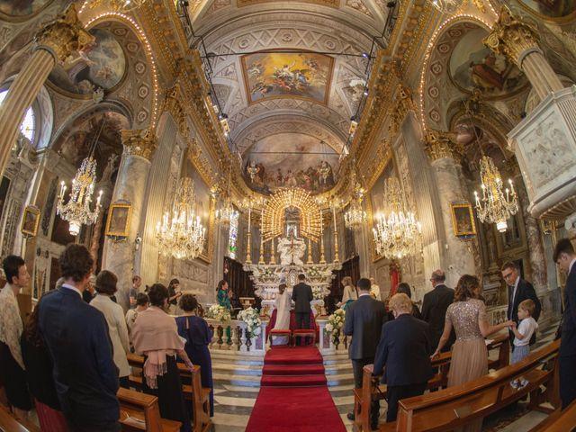 Il matrimonio di Albert e Enrica a Santa Margherita Ligure, Genova 39